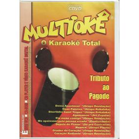 Dvd Multiokê - Tributo Ao Pagode (983118)