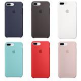 Capinha Capa Celular Iphone 7 Plus 5.5 Logo Apple +película