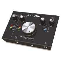 Interfaz De Audio Usb M-audio 2 Canales M-track