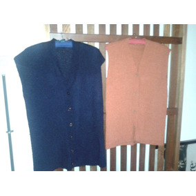 Sweaters, Chalecos, Cardigans -lote 9 Prendas.