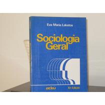 Sociologia Geral Eva Maria Lakatos