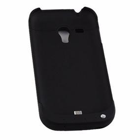 Estuche Funda Cargador Galaxy S3 Mini. La Mejor Calidad!