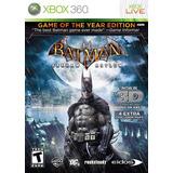 Batman Arkham Asylum Xbox 360 Fisico Original Sellado