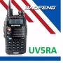 Radio Baofeng Uv5ra Dual Band Vhf 136-174 Uhf 400-480 5watt