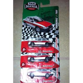 Taximania Mexico Tsuru Veracruz Nuevos Sellados Vv4