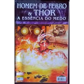Hq - Homem De Ferro E Thor - Ed. 30 Out/2012 - Panini