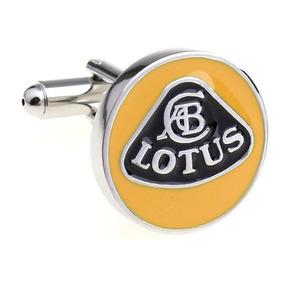 Mancuernillas Lotus Logo Automovil Acero Gemelos 518