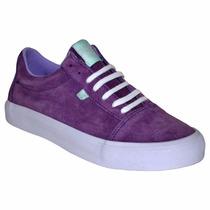 Zapatillas Cover Your Bones Katie Purple Mujer Cr001008
