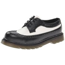 Zapato Dama Mujer Wingtip Bostoniano Oxford Envio Gratis!