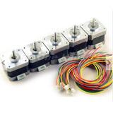 Motor Nema 17 Alto Torque 1.8 Cnc Impresora 3d Paso A Paso