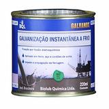 Galvanização A Frio Instantânea P/ Cordão De Solda, Portões