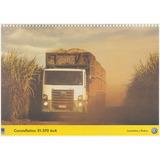 Pôster: Caminhão Volkswagen Constellation 31-370 6x4 / 2008