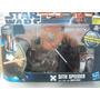 Darth Maul Sith Speeder (moto De Tatooine) Nueva Hasbro