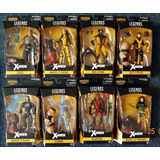 Marvel Legends X-men Serie 8 Figuras Juggernaut Baf Deadpool