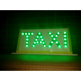 Bigurrilho Led Taxi Rio De Janeiro - Luminoso Taxi Rj