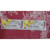 Entradas Platea Central Vs River - Final Copa Argentina