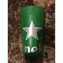 Camisinha Heineken Porta Garrafa Para Cerveja 600 Ml