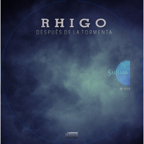 Cd Música Pop Después De La Tormenta Rhigo (digital)
