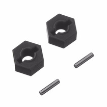 Traxxas 4959 Hex Wheel Hubs Tall Offset 14x7.5mm (2)