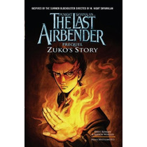 Libro Comic Avatar: The Last Airbender: Prequel: Zukos S R1