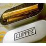 Encendedor Clipper Chispero Magiclick Bañado En Oro 14k