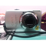 Canon Powershot Sd880 Is Plata