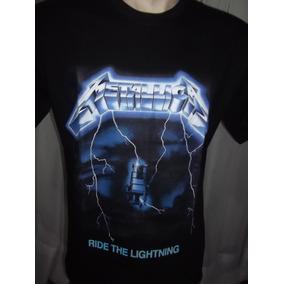 Camisa Do Metallica So Click Se For Comprar Grata .....