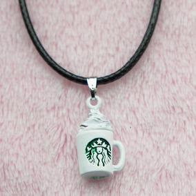 Collar Taza Café Starbucks Coffee Kawaii