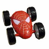 Auto A Fricción Hombre Araña - Spiderman