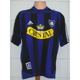 Camiseta Huachipato, Año 2003, adidas, Talla M