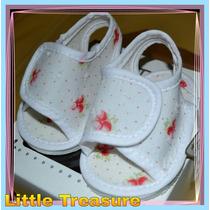 Hermosas Sandalias Batuki Abrojo T 13-14. Little Treasure.