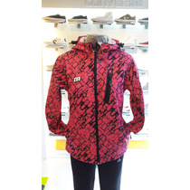 Campera Mormaii Mujer Impermeable Micropolar