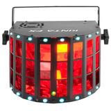 Equipo Compacto De Iluminación Led/láser, Chauvet Kinta Fx