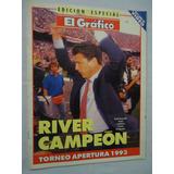 El Grafico Extra 74 - River Campeon Apertura 93
