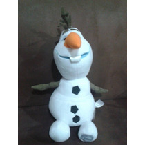 Frozen Olaf Peluche De 30cm Original Disney