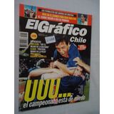 El Grafico Nº 26 Edicion Chile - Universidad De Chile 1998