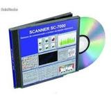Scanner Planatc 7000 Vendo Cd Com Software