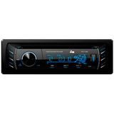 Autoestereo Usb Caratula Desmontable Yes Negro Pcy 126