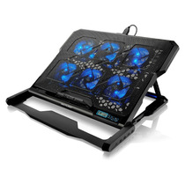 Cooler Para Notebook Multilaser Hexa Cooler Até 17´ Ac282