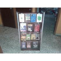 Exhibidor Libros P/cafeterias/consultorios O Escuelas