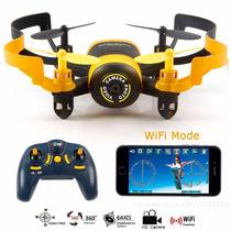 Mini Dron 512w Ufo Con Cámara Vídeo Y Fotografía