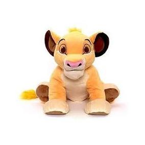 Simba Peluche Disney Store Rey Leon