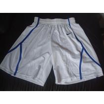 Short Nike De Basketball De Mujer Blanco Talla: Xl