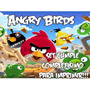Mega Cotillon Completisim Cumple Angry Birds Kits Y Candybar