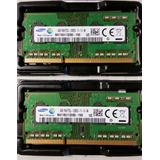 Memoria Ram Samsung 4gb Pc3l-12800 1600 Mhz So Dimm Ddr3l