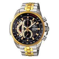 Relógio Casio Edifige Gold Ef558sg-1avudf