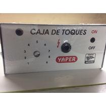 Caja De Toques P/armar