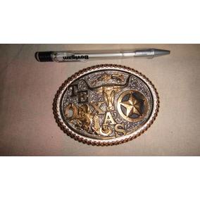 Fivela Montana Silversmiths Comprada Nos Usa Texas*****