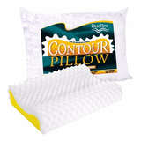 Travesseiro Contour Pillow Cervical Duoflex Tp2102