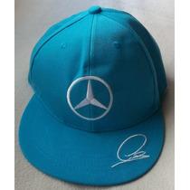 Lewis Hamilton Gorra Mercedes Benz Fórmula Uno